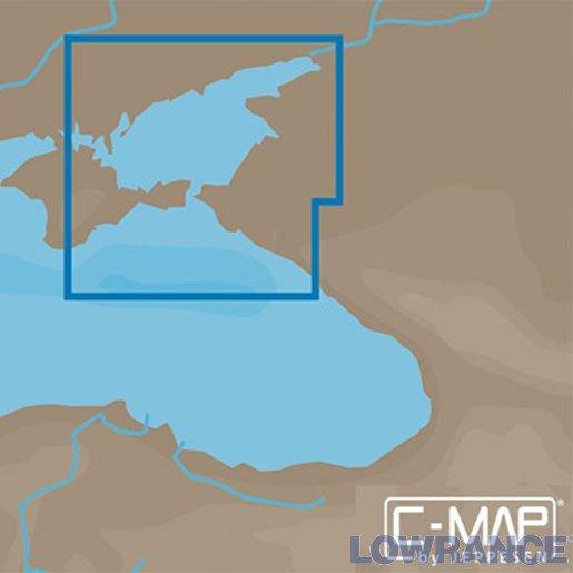 морские карты lowrance