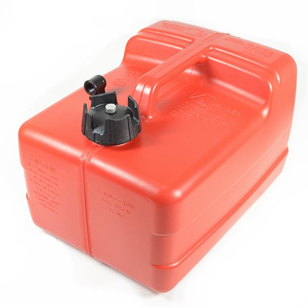 бензиновый бак для лодочного мотора